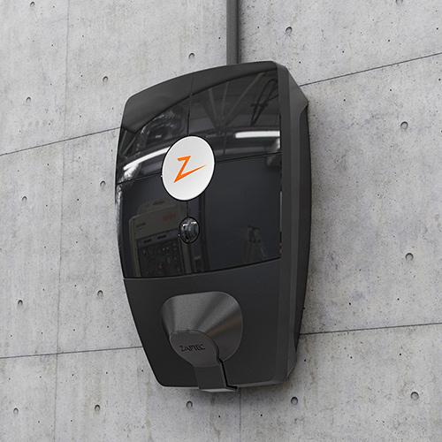 ZapCharger Pro van Qcharge Eleqtron