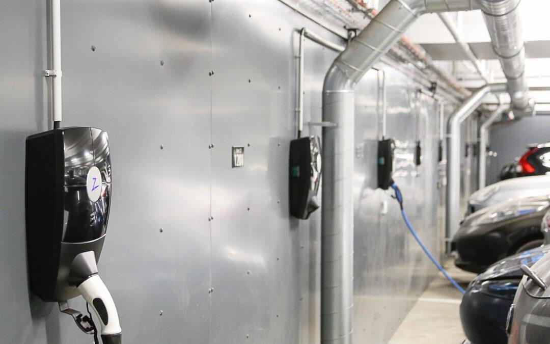 Nieuwe verplichtingen 2020 over aanleg laadinfrastructuur met Eleqtron Qcharge Zaptec Woertz januari 2020