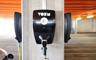 VORM omarmt Qcharge concept voor elektrisch rijden