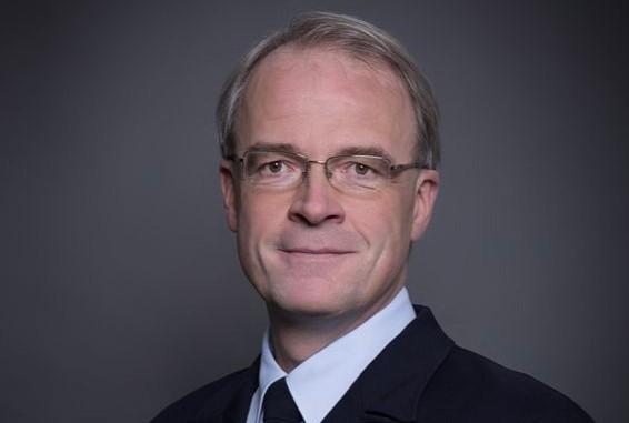 Karl Heinz Knorr vicepresident Duitse brandweervereniging hoofd brandweer Bremen