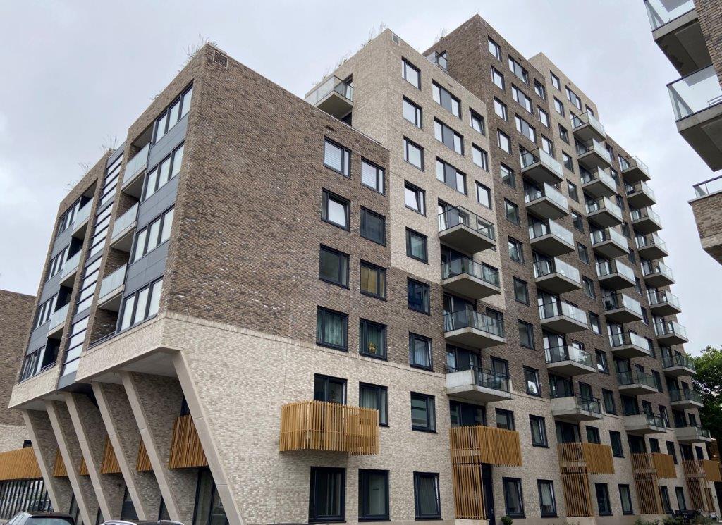 Caland Dock Calandkade Den Haag Qcharge Eleqtron met Spindler