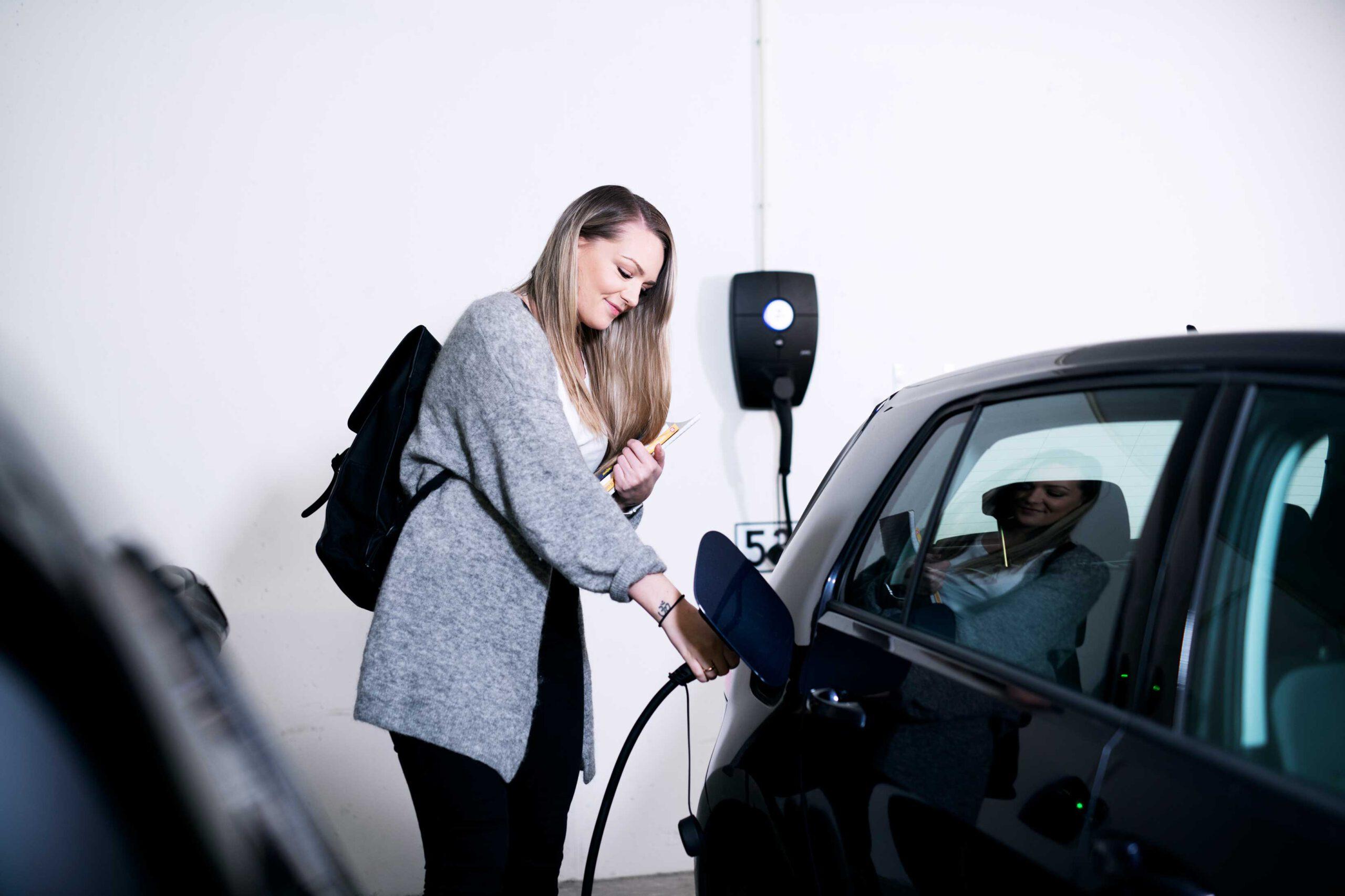 Qcharge Eleqtron factsheet veilig opladen in parkeergarages met Vereniging DOET