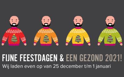 Eleqtron wenst u fijne feestdagen & een gezond 2021!